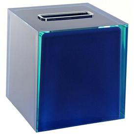 image-Picard Tissue Box Cover Mercury Row Finish: Blue
