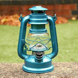 image-Battery Powered LED Lantern Sol 72 Outdoor Colour: Blue