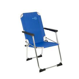 image-Giovanni Children's Chair Sol 72 Outdoor Colour: Blue