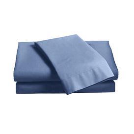 image-180 Thread Count Valance Wayfair BasicsΓäó Size: King (5'), Colour: Blue