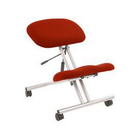 image-Malmo Kneeling Chair Silver Frame, Tortuga