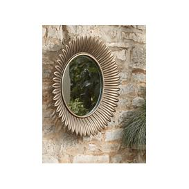 image-Sunburst Outdoor Mirror