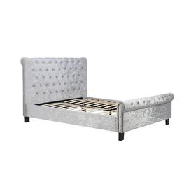 image-Sage Upholstered Sleigh Bed Willa Arlo Interiors
