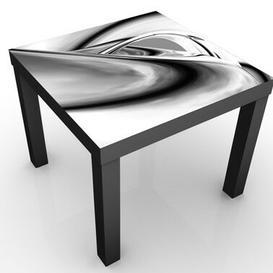 image-Drubin Children's Activity Table Happy Larry Colour: Black