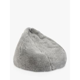 image-John Lewis & Partners Faux Fur Bean Bag