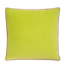 image-Pelham Scatter Cushion August Grove Colour: Apple Green/Pink
