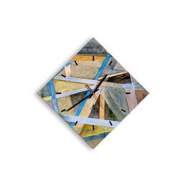 image-Elevado Silent Wall Clock Brayden Studio
