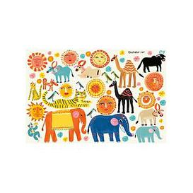 image-Villa Nova Sundance Wall Stickers, Multi, W578/01