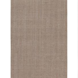 image-Ida Taupe Rug - 170 x 240 cm / Brown / Recycled Plastic Bottles