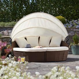 image-Failand Garden Daybed with Cushions Sol 72 Outdoor