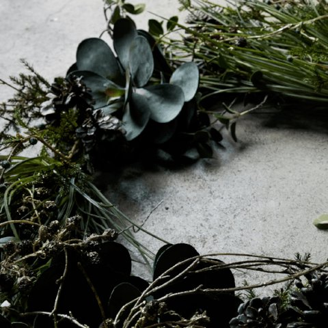 image-CHRISTMAS WREATH MAKING CLASS, 1st December - 10.30-12PM
