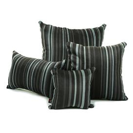 image-Alonzo Cushion with Filling Ebern Designs Size: 55 x 55cm, Colour: Grey