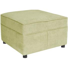 image-Beaudin Footstool Zipcode Design Upholstery Colour: Olive