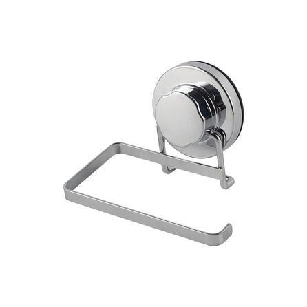 image-Twist n Lock Toilet Roll Holder Silver