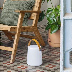 image-Algrange 28cm Battery Powered Integrated LED Outdoor Lantern
