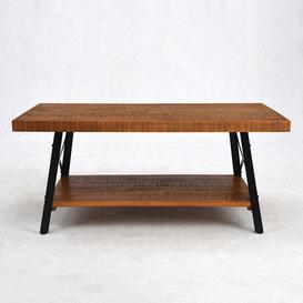 image-Debose Coffee Table with Storage Borough Wharf
