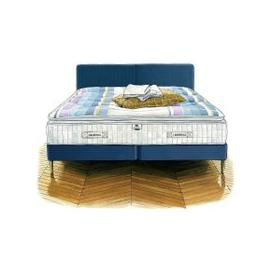 image-J. Marshall No. 4 Mattress and Divan - Double 135 x 190cm - 4ft 6inches