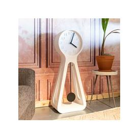 image-Zuiver Humongous Grandfather Clock in White