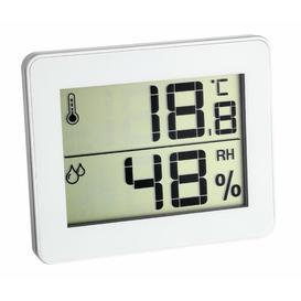 image-Ultra Thin Thermo - Hygrometer Symple Stuff
