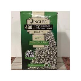 image-480 Multi Function LED White Christmas Lights by Jingles