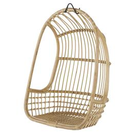 image-Rattan hanging chair