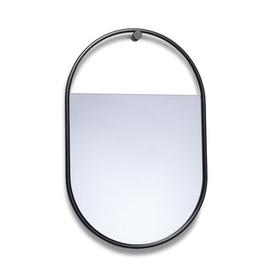 image-Peek Small Wall mirror - / Oval - 40 x 60 cm by Northern Black