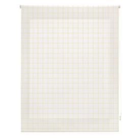 image-Room Squares Sheer Roller Blind Ebern Designs Size: 120cm W x 180cm L
