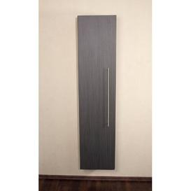 image-HS 35 x 150cm Wall Mounted Cabinet Belfry Bathroom Finish: Oak Grey