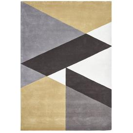 image-Sark Coupee Taupe Rug - 170 x 240 cm / Grey / Wool