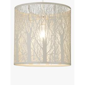 image-John Lewis & Partners Devon Easy-to-Fit Small Ceiling Shade