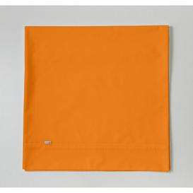 image-144 Thread Count Flat Sheet Symple Stuff Colour: Orange, Size: King (5'), Material Composition: 50% Cotton, 50% Polyester