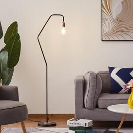 image-Pepper 147cm Arrched Floor Lamp