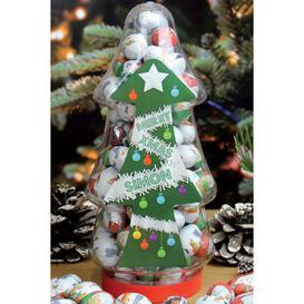 image-Personalised Christmas Tree Jar Foils