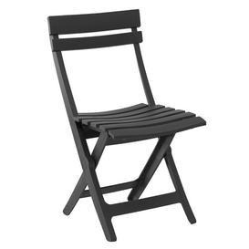 image-Westcott Folding Dining Chair (Set of 2) Sol 72 Outdoor Colour: Black