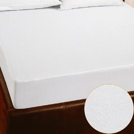 image-Hypoallergenic and Waterproof Mattress Protector Symple Stuff