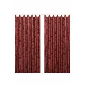 image-Borden Tab Top Blackout Single Curtain Marlow Home Co.