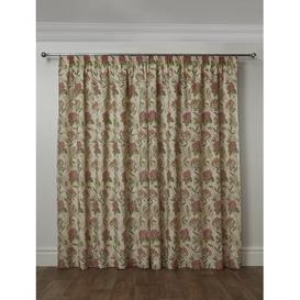 image-Afton Pencil Pleat Room Darkening Curtains Lily Manor