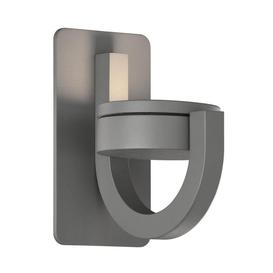 image-Mantra M6558 Iguazu 1 Light Outdoor Wall  Light In Anthracite