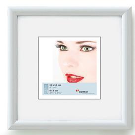 image-Picture Frame Symple Stuff Colour: White, Size: 30 cm x 30 cm