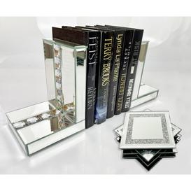 image-Jewel Bookends