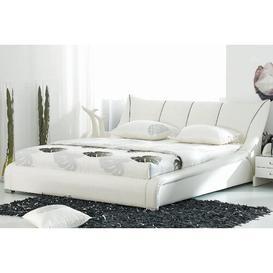 image-Upholstered Bed Frame Ebern Designs
