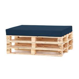 image-Sofa Cushion Sol 72 Outdoor Colour: Navy