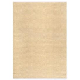 image-Grunnettes de Sablons Rug - 120 x 180 cm / Yellow / Wool