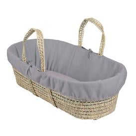 image-Replacement Moses Basket Cover Clair De Lune