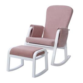 image-Rocking Chair Ickle Bubba Colour: Blush Pink