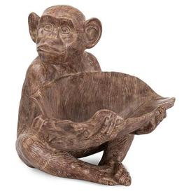 image-Hill Interiors Decorative Monkey Bowl
