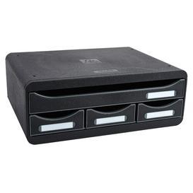 image-Mcclelland Desk Organiser Symple Stuff Colour: Black