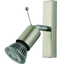 image-Pool 1 Light Wall Spotlight Ebern Designs Bulb: 1 x LED / 4.5W (halogen GU10 / 20W)