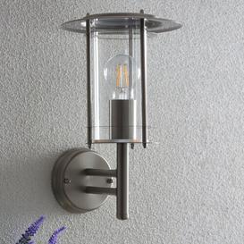 image-Runkle 1 Light Outdoor Wall Lantern Dakota Fields PIR Sensor: No