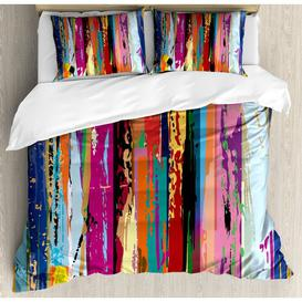 image-Maitland TC 350 Duvet Cover Set Ebern Designs Size: Kingsize- 2 Standard Pillowcases